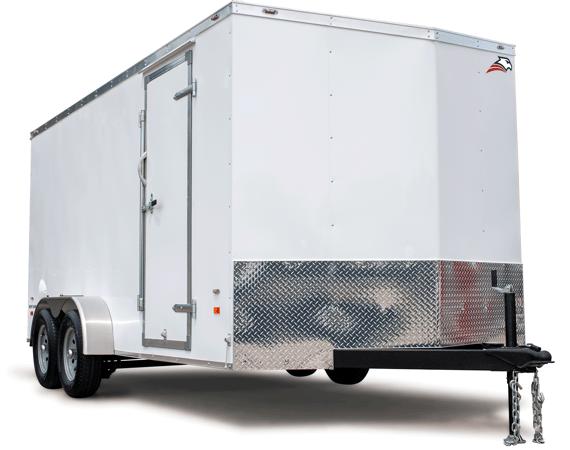 Amerian Hauler Nighhawk enlcosed trailer 3,999
