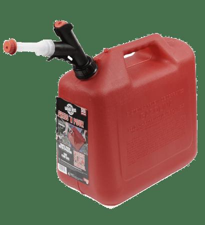 Briggs & Straton Gas Can-1