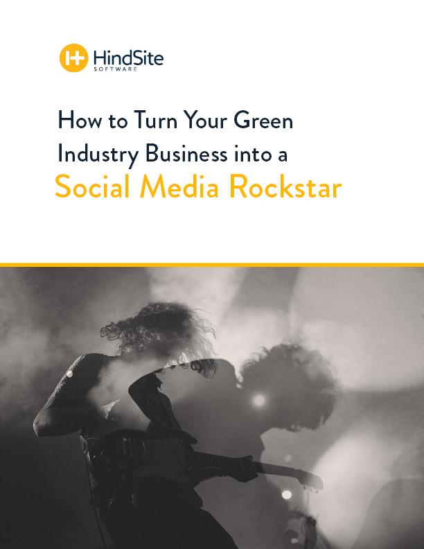 Green Industry Business Social Media